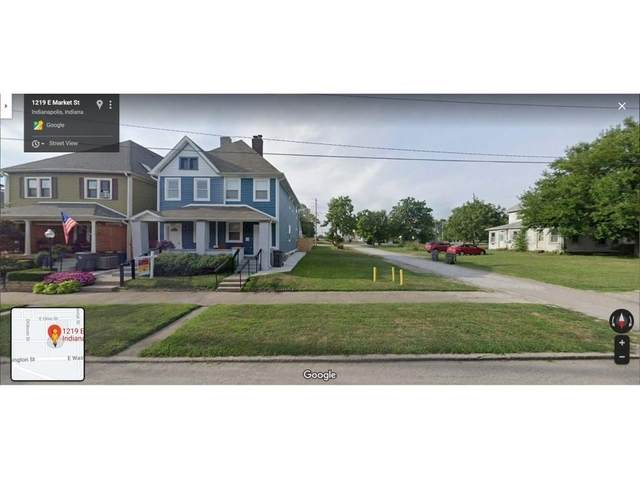 1219 E Market Street, Indianapolis, IN 46202 (MLS #21778588) :: The Evelo Team
