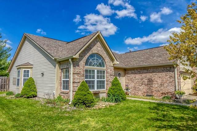 1125 Enchanted View Drive, Mooresville, IN 46158 (MLS #21778590) :: Mike Price Realty Team - RE/MAX Centerstone