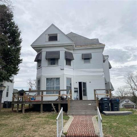 301 N Lincoln Avenue, Alexandria, IN 46001 (MLS #21778592) :: Mike Price Realty Team - RE/MAX Centerstone