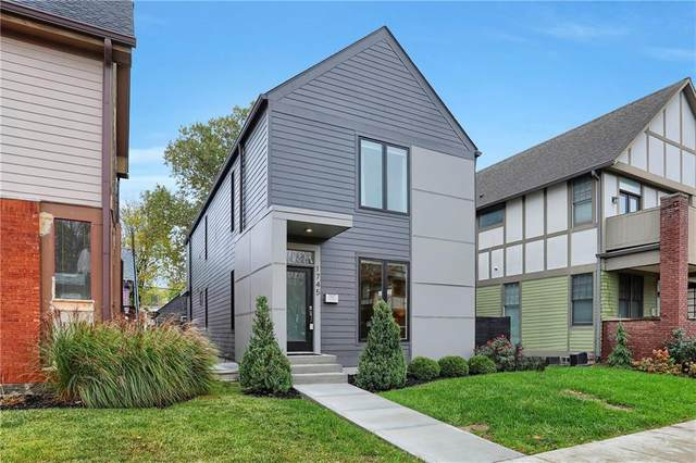 1745 N Pennsylvania Street, Indianapolis, IN 46202 (MLS #21778595) :: The Indy Property Source