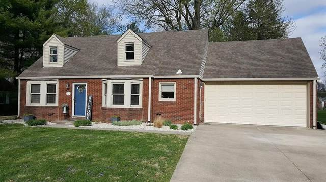 1102 Dresser Drive, Anderson, IN 46011 (MLS #21778601) :: Mike Price Realty Team - RE/MAX Centerstone