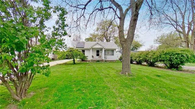 3724 N Kercheval Drive, Indianapolis, IN 46226 (MLS #21778610) :: AR/haus Group Realty