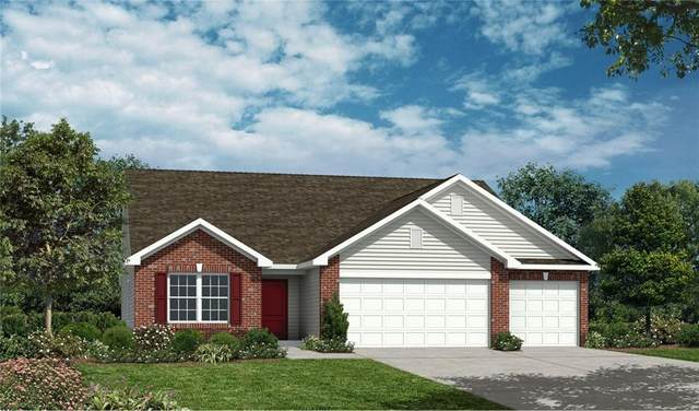 6917 Ben Riley Court, Plainfield, IN 46168 (MLS #21778618) :: The Indy Property Source