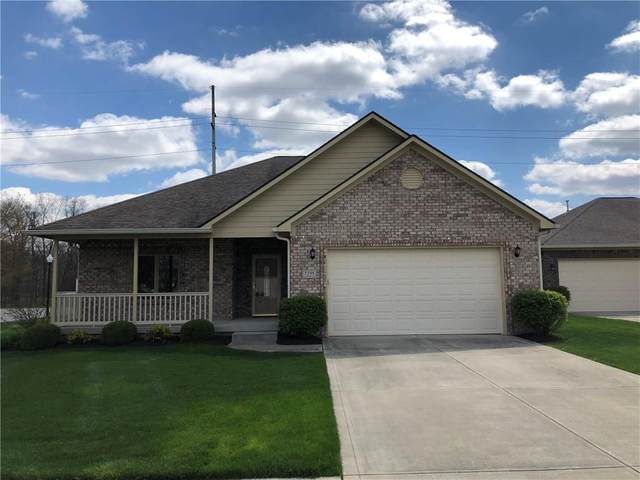 5398 E Lakeside Lane, Mooresville, IN 46158 (MLS #21778632) :: Mike Price Realty Team - RE/MAX Centerstone