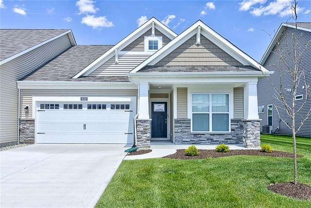 6110 Rockdell Drive, Indianapolis, IN 46237 (MLS #21778638) :: Pennington Realty Team