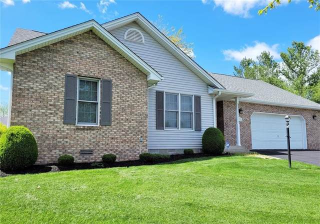 575 Daniel Drive, North Vernon, IN 47265 (MLS #21778647) :: Anthony Robinson & AMR Real Estate Group LLC