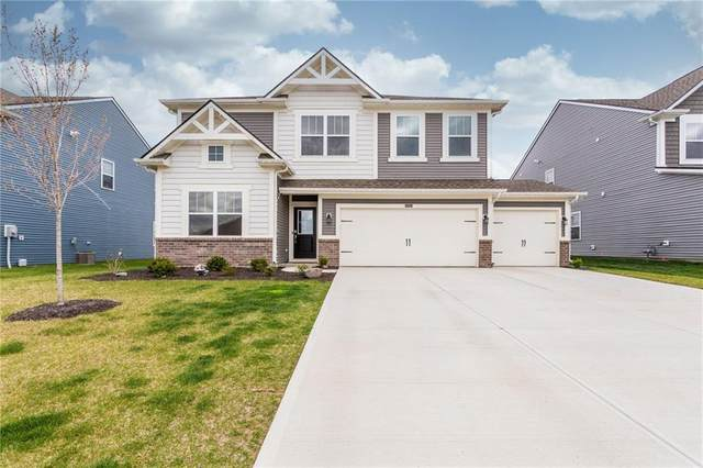 8808 Winton Place, Pendleton, IN 46064 (MLS #21778655) :: The Indy Property Source