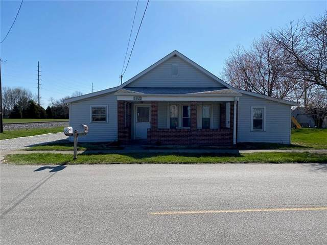 231 N Maple Street, Pittsboro, IN 46167 (MLS #21778665) :: Mike Price Realty Team - RE/MAX Centerstone