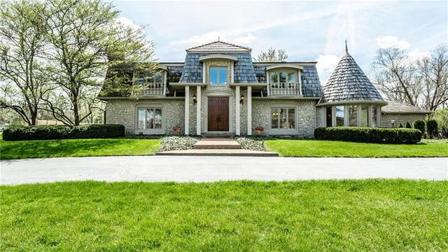 8055 Gunnery Circle, Indianapolis, IN 46278 (MLS #21778669) :: The Evelo Team