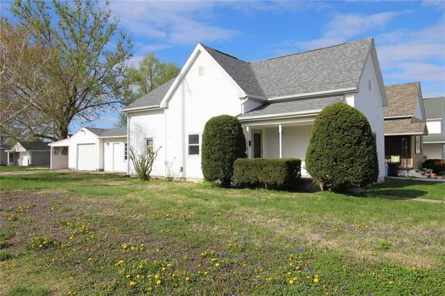 2131 S K Street, Elwood, IN 46036 (MLS #21778688) :: The Indy Property Source