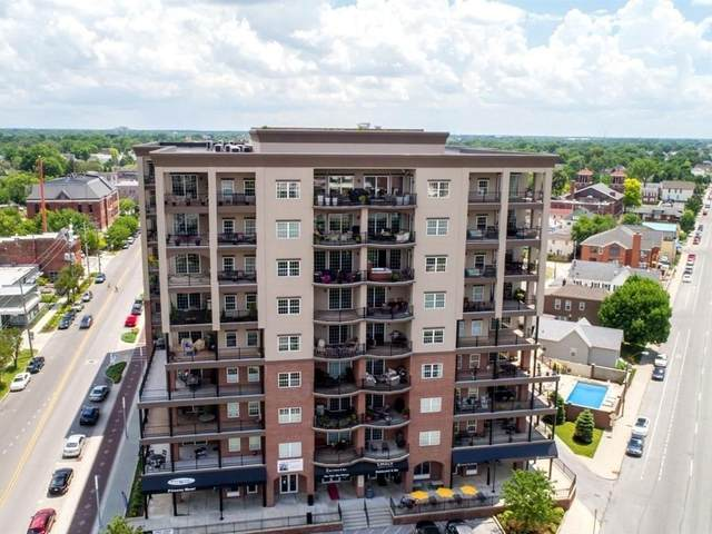 435 Virginia Avenue #202, Indianapolis, IN 46203 (MLS #21778692) :: The Indy Property Source