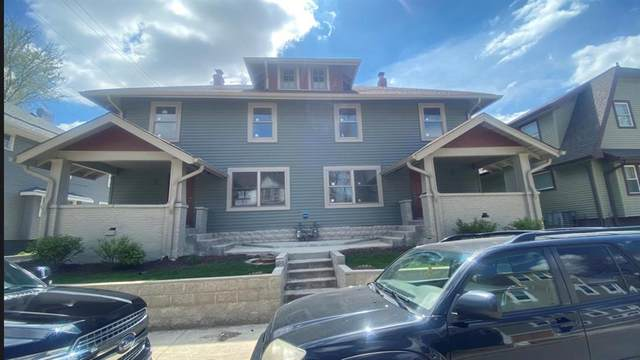 641 E 31 St, Indianapolis, IN 46205 (MLS #21778708) :: Mike Price Realty Team - RE/MAX Centerstone