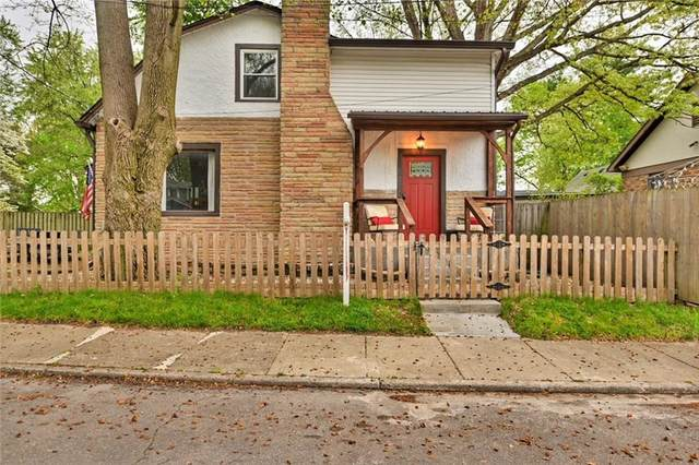 5211 Guilford Avenue, Indianapolis, IN 46220 (MLS #21778723) :: Anthony Robinson & AMR Real Estate Group LLC