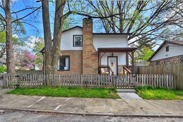 5211 Guilford Avenue, Indianapolis, IN 46220 (MLS #21778723) :: David Brenton's Team