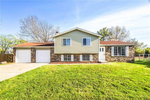 10326 Starhaven Circle, Indianapolis, IN 46229 (MLS #21778724) :: Heard Real Estate Team | eXp Realty, LLC