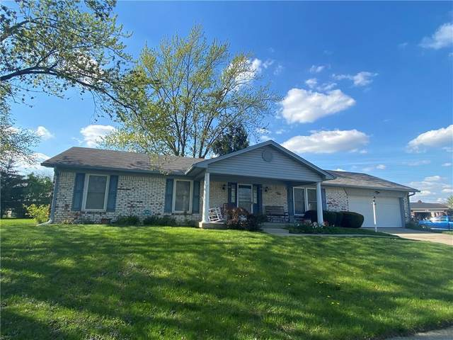 4550 Candy Spots Drive, Indianapolis, IN 46237 (MLS #21778725) :: Dean Wagner Realtors