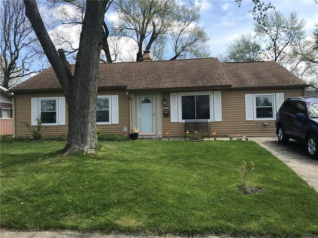 7720 Cullen Drive, Indianapolis, IN 46219 (MLS #21778736) :: Mike Price Realty Team - RE/MAX Centerstone