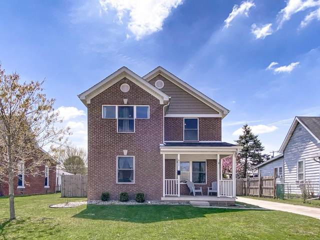 811 S A Street, Elwood, IN 46036 (MLS #21778742) :: The Indy Property Source