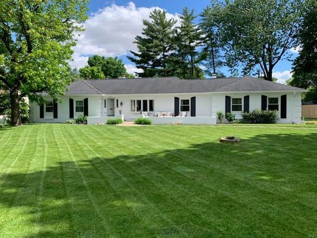 403 Hawthorne Lane, Greenfield, IN 46140 (MLS #21778744) :: Mike Price Realty Team - RE/MAX Centerstone