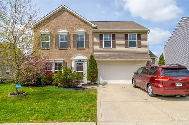 1362 Windborne Lane Drive, Greenwood, IN 46143 (MLS #21778747) :: The Indy Property Source