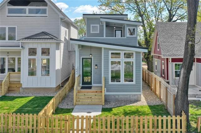 643 Prospect Street, Indianapolis, IN 46203 (MLS #21778749) :: The Evelo Team