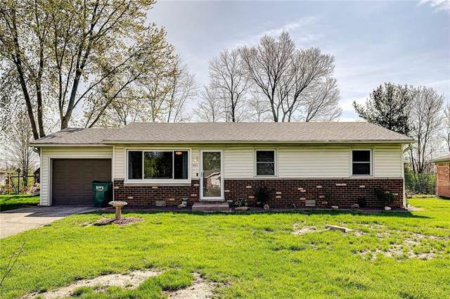 4471 Stuart Drive, Brownsburg, IN 46112 (MLS #21778753) :: The Indy Property Source