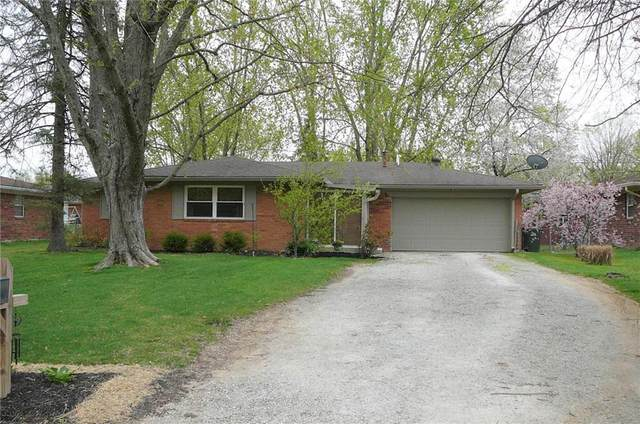 12233 Beckley Road, Indianapolis, IN 46229 (MLS #21778758) :: David Brenton's Team