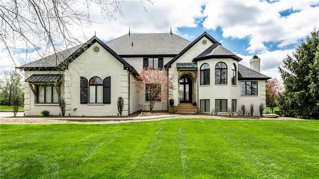 4487 W 131st Street, Carmel, IN 46074 (MLS #21778759) :: Mike Price Realty Team - RE/MAX Centerstone