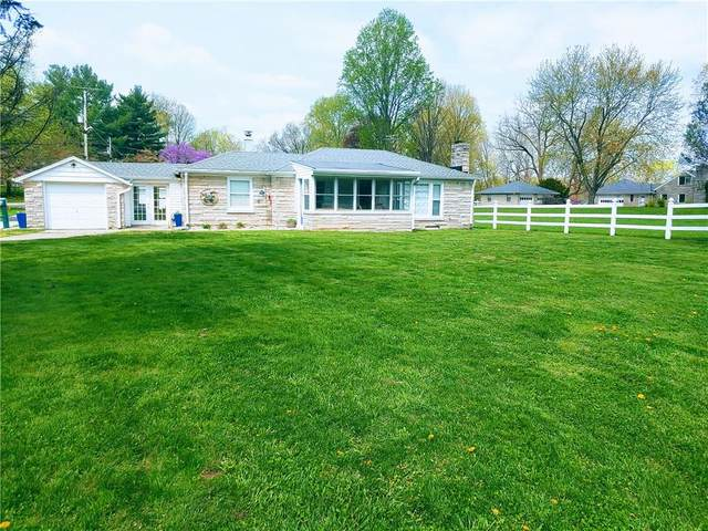 400 Us Hwy 31 N, Greenwood, IN 46142 (MLS #21778764) :: David Brenton's Team