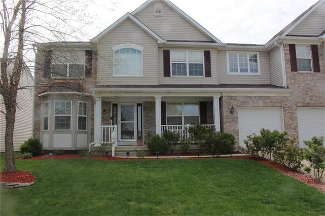 3636 Newberry Road, Plainfield, IN 46168 (MLS #21778779) :: The Evelo Team