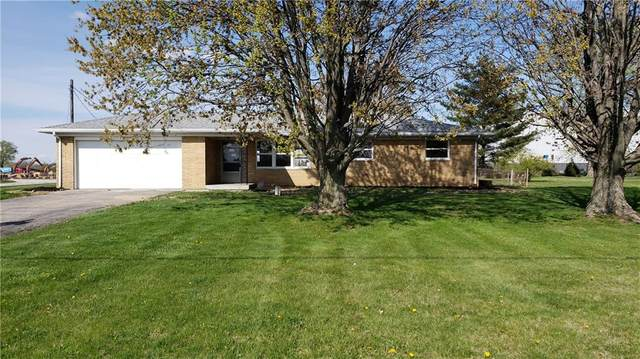 3875 S Indianapolis Road, Lebanon, IN 46052 (MLS #21778793) :: The Indy Property Source