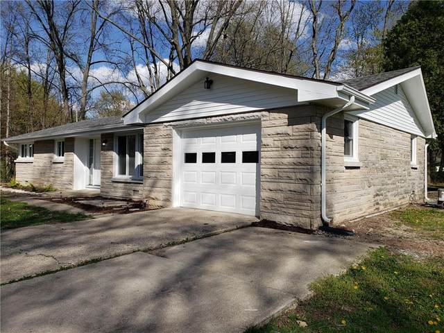 802 Norris Drive, Anderson, IN 46013 (MLS #21778795) :: The Evelo Team