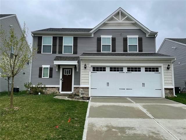 689 Reunion Lane, Greenwood, IN 46143 (MLS #21778818) :: Anthony Robinson & AMR Real Estate Group LLC