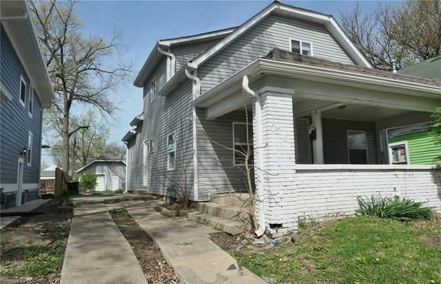2306 N Lasalle Street, Indianapolis, IN 46218 (MLS #21778819) :: RE/MAX Legacy