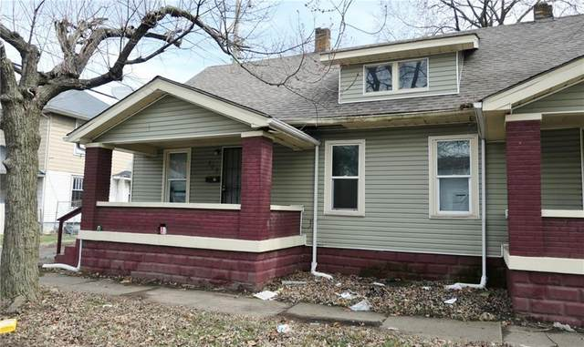 507 N Gladstone Avenue, Indianapolis, IN 46201 (MLS #21778823) :: The Indy Property Source