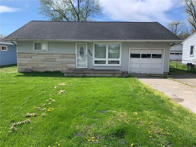 1405 E 24th Street, Muncie, IN 47302 (MLS #21778824) :: The Indy Property Source