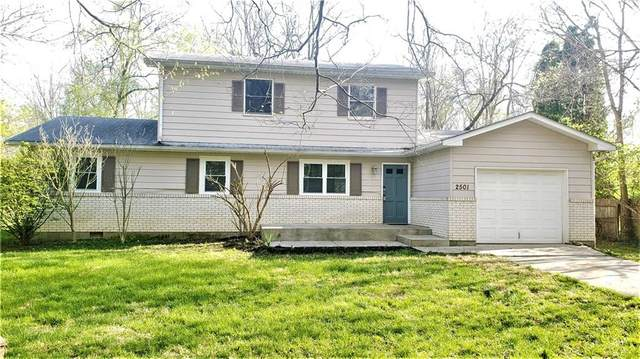 2501 E 79th Street, Indianapolis, IN 46240 (MLS #21778827) :: RE/MAX Legacy