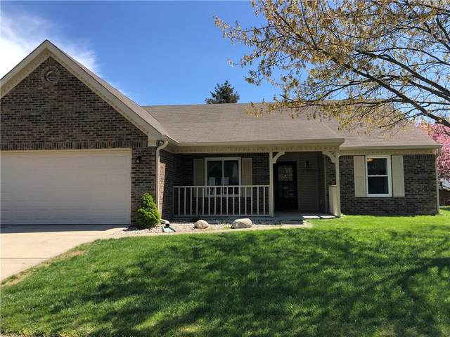 4819 Eagles Watch Lane, Indianapolis, IN 46254 (MLS #21778831) :: The Indy Property Source
