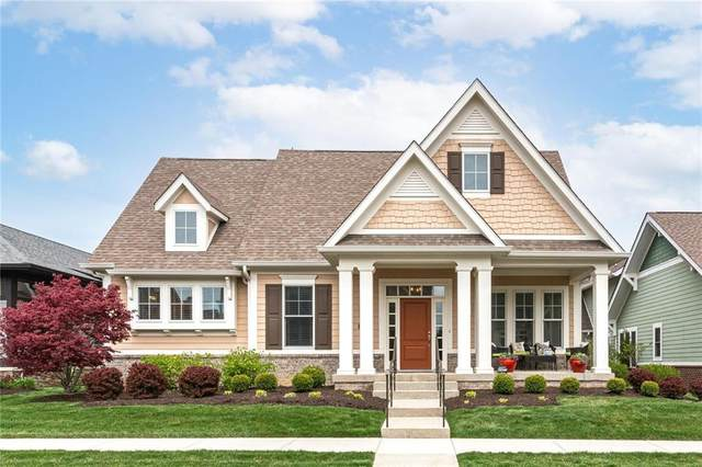 3446 Woodham Place, Carmel, IN 46033 (MLS #21778834) :: Heard Real Estate Team | eXp Realty, LLC