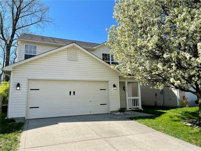 10289 Blue Sky Drive, Avon, IN 46123 (MLS #21778835) :: The Indy Property Source