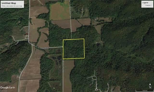 9100 N Delaney Park Road, Scottsburg, IN 47170 (MLS #21778856) :: The Indy Property Source