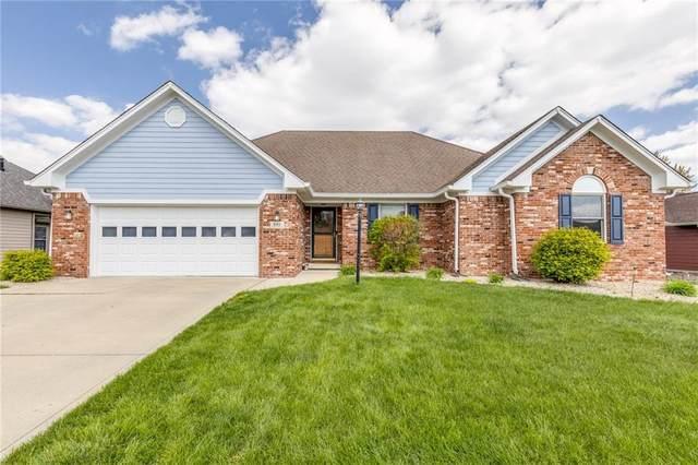 645 Harvest Ridge Drive, Avon, IN 46123 (MLS #21778864) :: Mike Price Realty Team - RE/MAX Centerstone