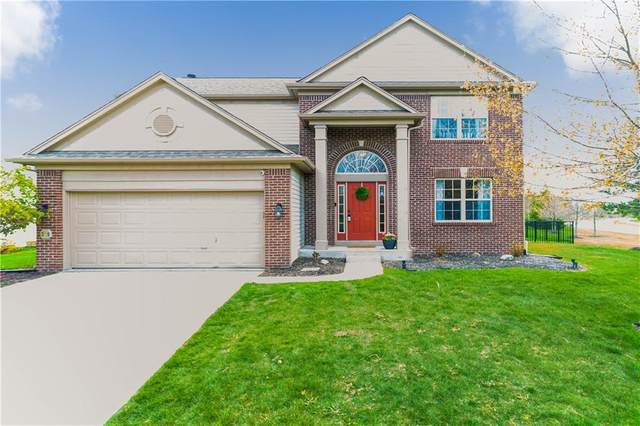 301 Brooksburg Drive, Westfield, IN 46074 (MLS #21778873) :: Anthony Robinson & AMR Real Estate Group LLC