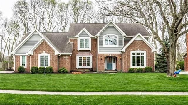 4983 Saint Charles Place, Carmel, IN 46033 (MLS #21778880) :: Heard Real Estate Team   eXp Realty, LLC