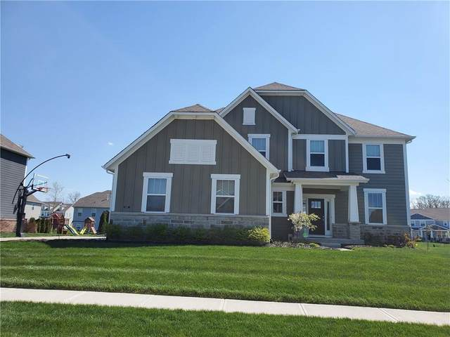 3867 Conifer Drive, Zionsville, IN 46077 (MLS #21778917) :: RE/MAX Legacy