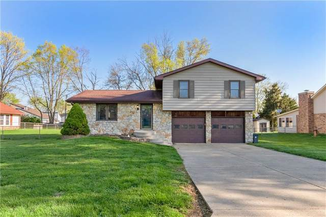 4728 W Glenwood Drive, Edinburgh, IN 46124 (MLS #21778924) :: Pennington Realty Team