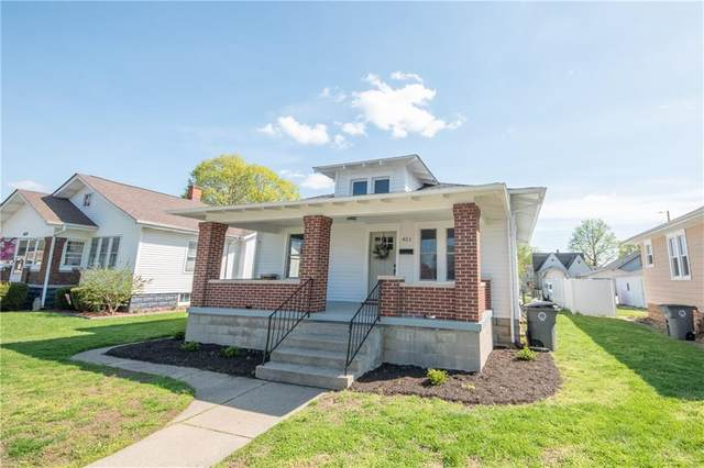 421 W 7th Street, Seymour, IN 47274 (MLS #21778925) :: AR/haus Group Realty