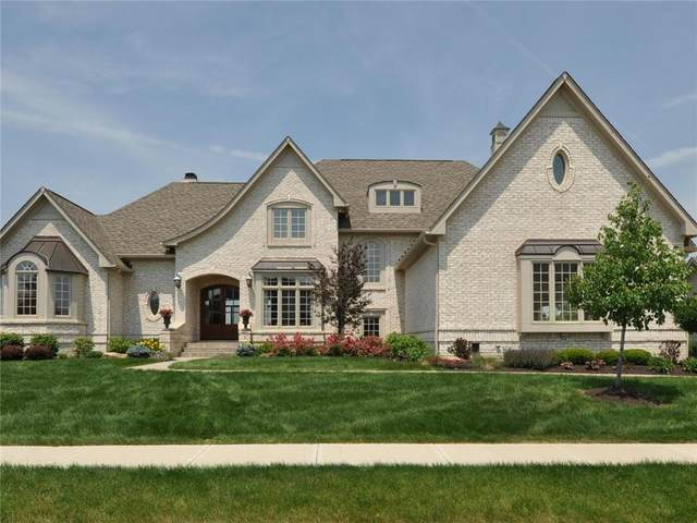 3722 Pete Dye Boulevard, Carmel, IN 46033 (MLS #21778940) :: Heard Real Estate Team | eXp Realty, LLC