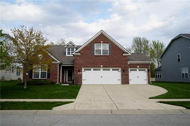 5491 Ralfe Road, Indianapolis, IN 46234 (MLS #21778943) :: AR/haus Group Realty
