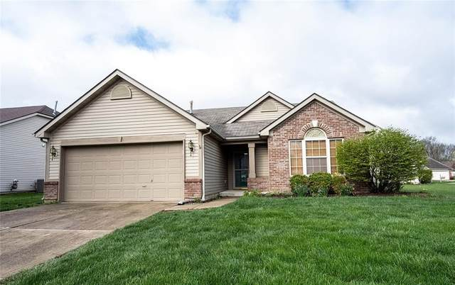 11200 Basswood Court, Carmel, IN 46032 (MLS #21778948) :: The Evelo Team